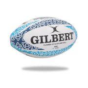 BALLON DE RUGBY  Ballon de rugby MASCOTTES - Ecosse Flower of Scotland - Taille Mini
