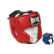 Casque ouvert Metal Boxe en PU - Metal Boxe - Junior/Seniors