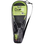 KIT BADMINTON - PACK BADMINTON - ENSEMBLE BADMINTON  Set de speed badminton Loop 22 - Noir et vert