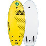 Waimea Planche de surf EPS 114 cm Jaune 52WZ-GLB-Uni