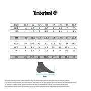 Chaussures de marche Timberland White Ledge MID Waterproof marron femme