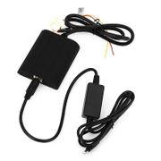 Chargeur allume cigare-Adaptateur de CD de voiture Lecteur de musique Interface audio AUX de 8 broches Connecter la boîte numérique pour Nissan