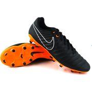 Legend 7 Academy (FG) Football Boots - Black/Orange