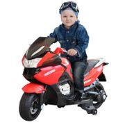 Moto scooter électrique enfants 12 V roulettes amovibles LED effets musicaux ports USB MP3 120L x 60l x 65H cm