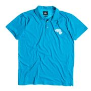 Polo manches courtes Quiksilver shadow Hiddie