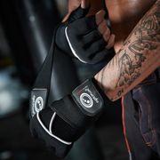 Optimum Techpro X14 Gel Boxing Inner Gloves Black/Red - S