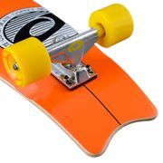 SURF MACHINE Mini Cruiser Stripey Skateboard