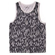 L.BOLT Water Top All Over Printed Tank MOONLESS NIGHT