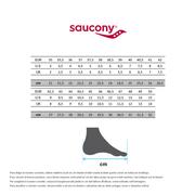 Chaussures Saucony Peregrine ISO bleu électrique foncé