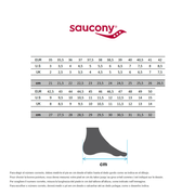 Chaussures Saucony Xodus ISO3