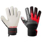 Reusch Prisma RG Finger Support Gant de gardien pour homme Black/Red