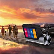 Dashcam camera dvr auto-C5 150 Degrés grand Angle Full HD 1080P Touch Bouton Vidéo DVR de Voiture, Soutenir la Carte de TF (32 g