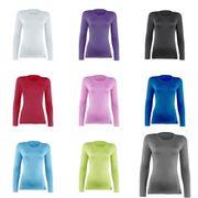 Rhino - T-shirt base layer à manches longues - Femme