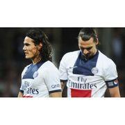Maillot extérieur PSG 2013/2014 Cavani