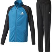 3c8f8308773 Yb Ts Entry Garçon Survêtement Entrainement Bleu Adidas