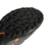 Adidas - Terrex Swift R2 GTX Hommes chaussures de randonnée (gris foncé/Orange)