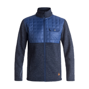 QUIKSILVER Into The Wild Hybrid Polaire Homme