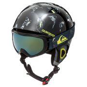 QUIKSILVER Game Pack Casque Ski + Masque Ski Garçon