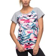 ROXY Beat The Rythm T-Shirt Mc Femme