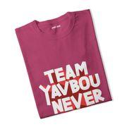 T-shirt fille Yavbou never dies
