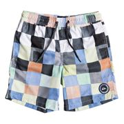 QUIKSILVER Resin Check Short De Bain Garçon