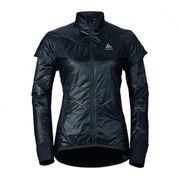 Odlo - Primaloft® Femmes veste de course (noir)