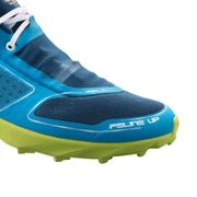 Chaussures Dynafit Feline Up bleu vert lime