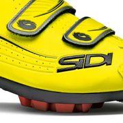 Chaussures Sidi VTT Trace jaune fluo noir