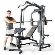 Appareil de musculation. Machine et Banc. Marcy MP3100