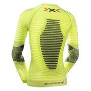 X-BIONIC effecteur Running Shirt Homme Running power T-shirt long Lime - O020570-E173