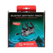Sigma Buster Battery Pack