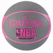 Ballon femme Spalding NBA Highlight 4her