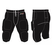 Pantalon de football américain Sportland Noir pour adulte taille - L