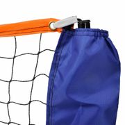 vidaXL Filet de badminton avec volants 300 x 155 cm