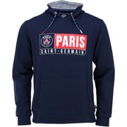 Sweat capuche PSG - Collection officielle PARIS SAINT GERMAIN - Taille enfant garçon 4 ans