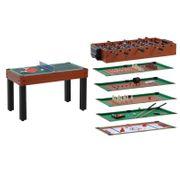 Table multi-jeux 12 en 1 Barres Téléscopiques GARLANDO
