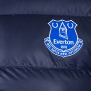 Everton FC officiel - Doudoune matelassée thème football - à capuche - homme