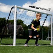 But de foot pliable Quickplay match fold 1,8m x 1,2m