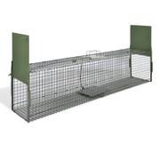 vidaXL Cage piège pour animaux deux entrée anti rongeur