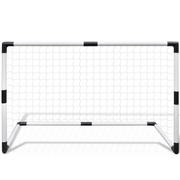 vidaXL Set de but football poteau et filet 91,5 x 48 61 cm