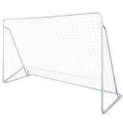 vidaXL vidaXLCage de but football 240 x 90 150 cm Acier