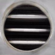 vidaXL Échangeur de chaleur pour piscine 613 x 134 mm 75 kW