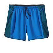 Patagonia Ms Strider Pro Shorts - 5 In. Andes Blue XL