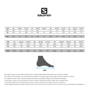 Chaussures Salomon Speedcross Vario 2 GTX turquoise jaune