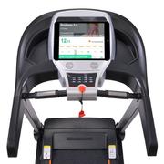 vidaXL Tapis roulant motorisé 1,75HP Application Bluetooth Smartphone