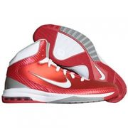 NIKE Air Max Hyped TB Red Grey