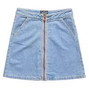Superdry Kim Zippered Mini Skirt