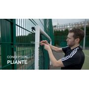 Quickplay Match Fold Cage de Foot 1.8 x 1.2m