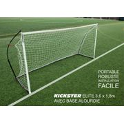 QuickPlay Kickster Elite Cage de Foot Professionnelle