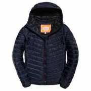 Superdry Micro Quilt Down Hooded